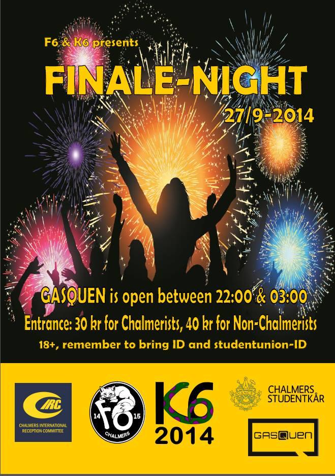 finale night